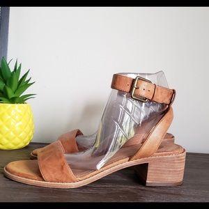 Frye Cindy Ankle Strap Sandal